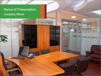 Modern office PowerPoint Templates - Slide 1
