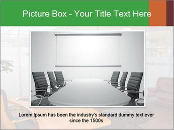 Modern office PowerPoint Template - Slide 16