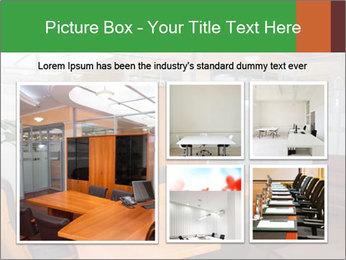 Modern office PowerPoint Template - Slide 19