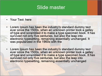 Modern office PowerPoint Template - Slide 2