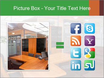 Modern office PowerPoint Template - Slide 21