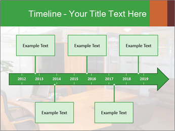 Modern office PowerPoint Template - Slide 28