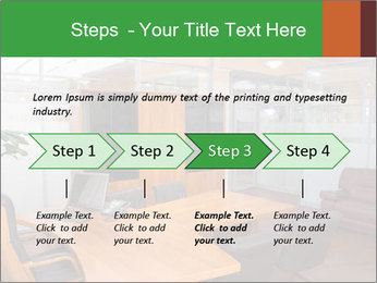 Modern office PowerPoint Template - Slide 4