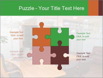 Modern office PowerPoint Template - Slide 43