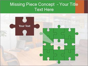 Modern office PowerPoint Template - Slide 45