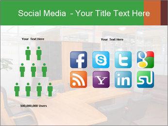 Modern office PowerPoint Template - Slide 5
