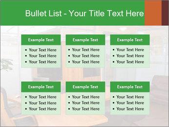 Modern office PowerPoint Template - Slide 56