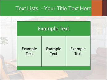 Modern office PowerPoint Template - Slide 59