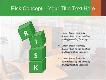 Modern office PowerPoint Template - Slide 81