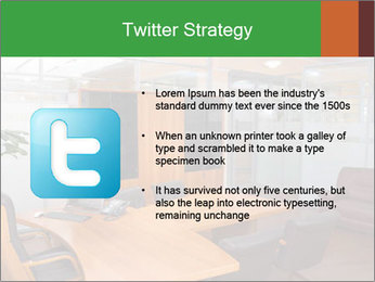 Modern office PowerPoint Template - Slide 9