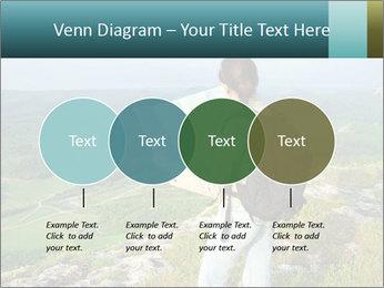 Girl tourist PowerPoint Template - Slide 32