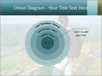 Girl tourist PowerPoint Template - Slide 61