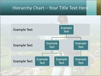 Girl tourist PowerPoint Template - Slide 67
