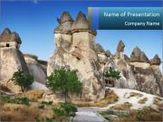 Cappadocia PowerPoint Templates