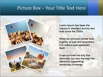 Cappadocia PowerPoint Template - Slide 23