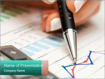 Monitoring PowerPoint Template - Slide 1