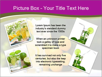 Ice PowerPoint Template - Slide 24