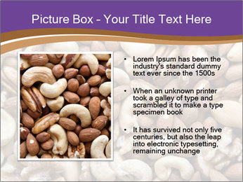 Nuts PowerPoint Template - Slide 13