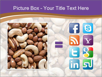 Nuts PowerPoint Template - Slide 21