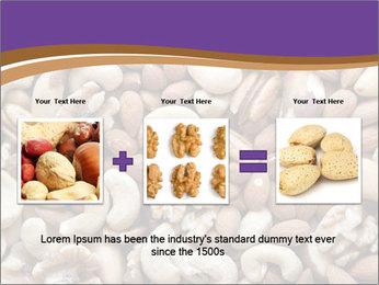 Nuts PowerPoint Template - Slide 22