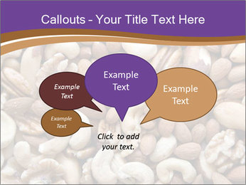 Nuts PowerPoint Template - Slide 73