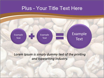 Nuts PowerPoint Template - Slide 75