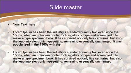 Nuts PowerPoint Template - Slide 2