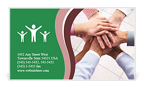 0000091596 Business Card Template
