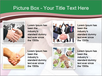 Business people PowerPoint Template - Slide 14