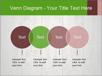 Wooden planks PowerPoint Template - Slide 32