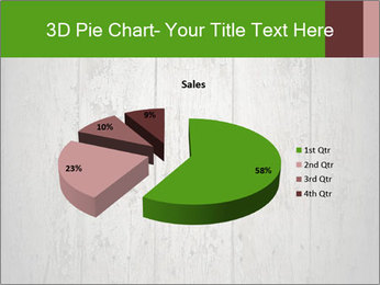 Wooden planks PowerPoint Template - Slide 35