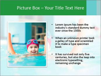 Happy girl PowerPoint Template - Slide 13