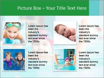 Happy girl PowerPoint Template - Slide 14