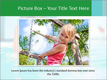Happy girl PowerPoint Template - Slide 16