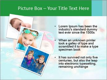 Happy girl PowerPoint Template - Slide 17