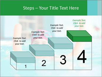 Happy girl PowerPoint Template - Slide 64
