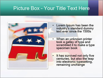 Republican Party PowerPoint Template - Slide 13