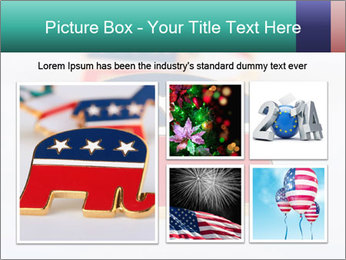 Republican Party PowerPoint Template - Slide 19