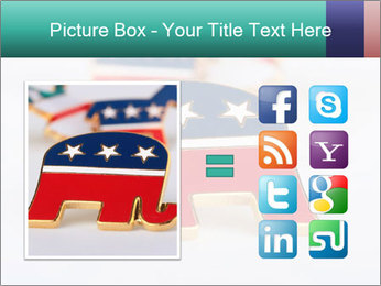 Republican Party PowerPoint Template - Slide 21
