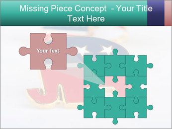Republican Party PowerPoint Template - Slide 45