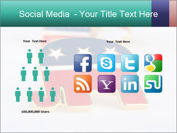 Republican Party PowerPoint Template - Slide 5