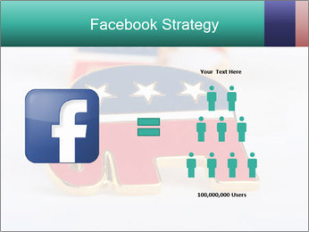 Republican Party PowerPoint Template - Slide 7