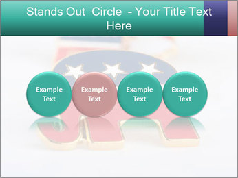 Republican Party PowerPoint Template - Slide 76