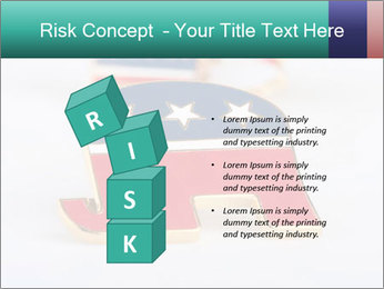 Republican Party PowerPoint Template - Slide 81