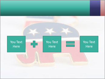 Republican Party PowerPoint Template - Slide 95