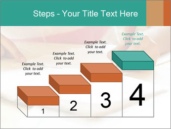 Schoolgirl PowerPoint Template - Slide 64