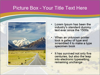 Alps PowerPoint Template - Slide 13