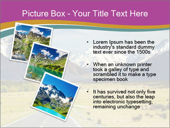 Alps PowerPoint Template - Slide 17