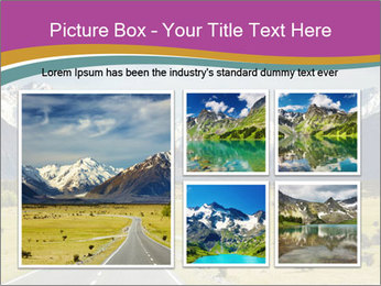 Alps PowerPoint Template - Slide 19