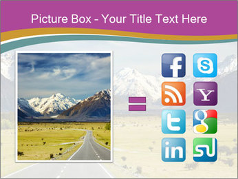 Alps PowerPoint Template - Slide 21